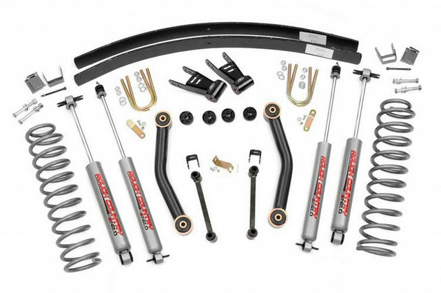 4.5-inch Suspension Lift in Suspension Lift Kit