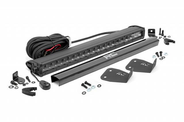 21-   Ford Bronco LED 20in Bumper Kit