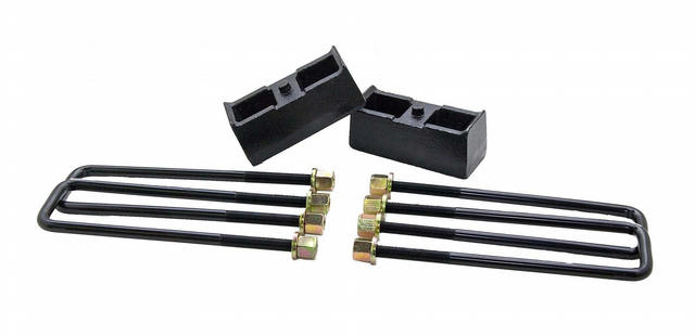Rear Block Kit 2.25in 99-06 GM P/U