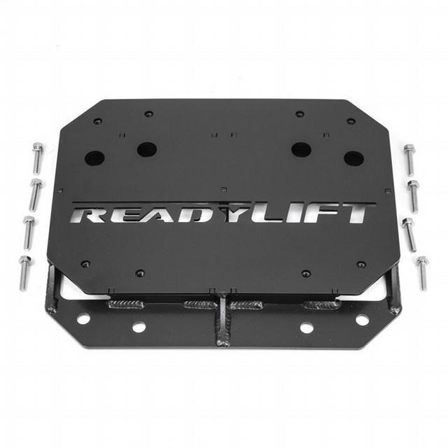18-   Jeep Wrangler JL Tire Relocation Bracket