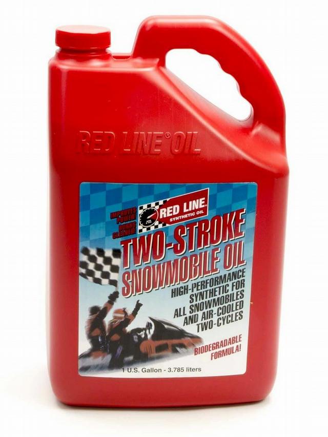 2 Stroke Snowmobile Oil 1 Gallon