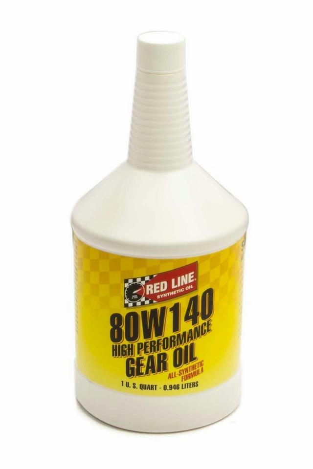 80W140 Gear Oil  1 Quart