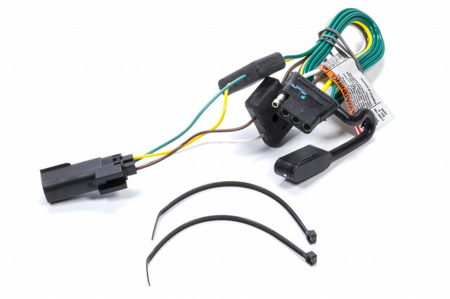 Replacement OEM Tow Kit Wiring Harness (4-Flat)