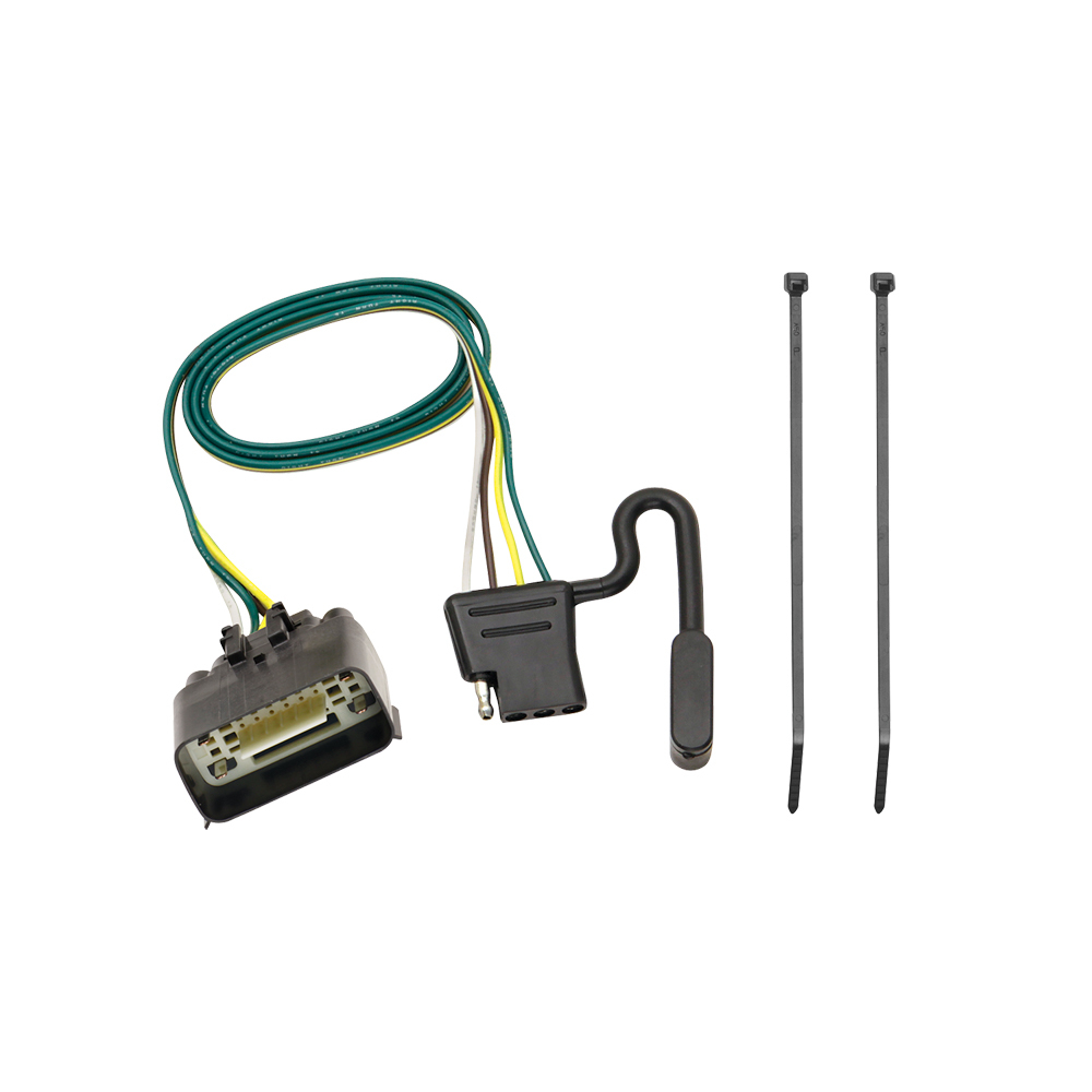 Replacement OEM Tow Pack age Wiring Harness (4-Fl