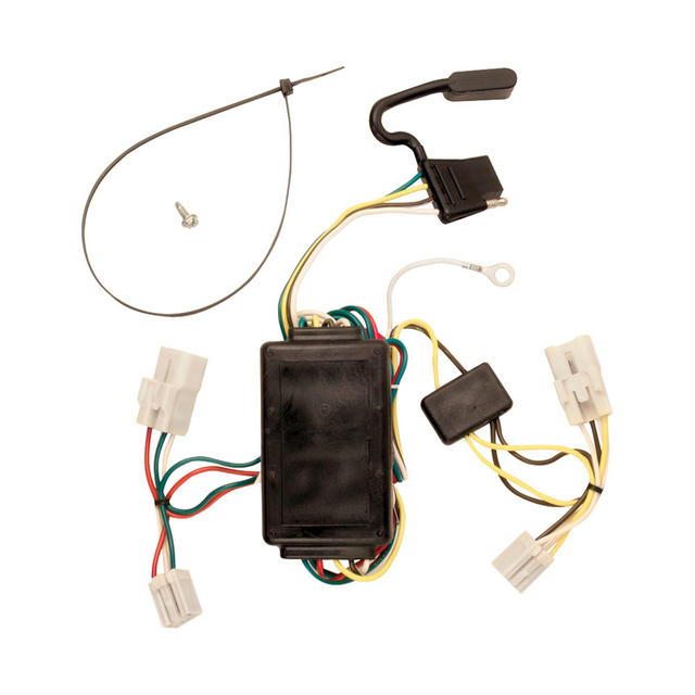 T-One Connector Assembly w/Circuit Protected Con