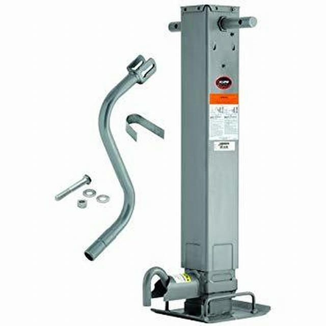 Pro Series Weld-On Jack Square Tube 12000 lbs. S