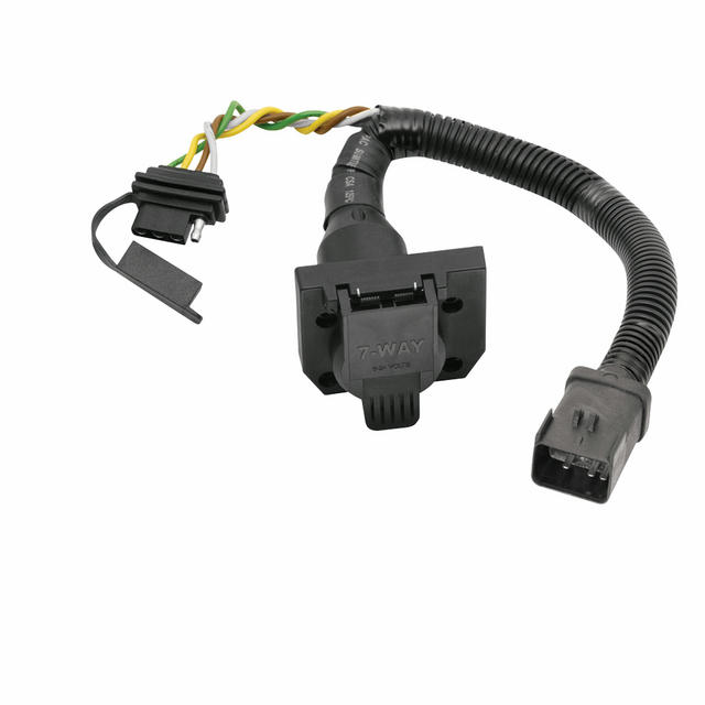 Multi-Plug T-One Connect or Assembly 7-Way Flat P