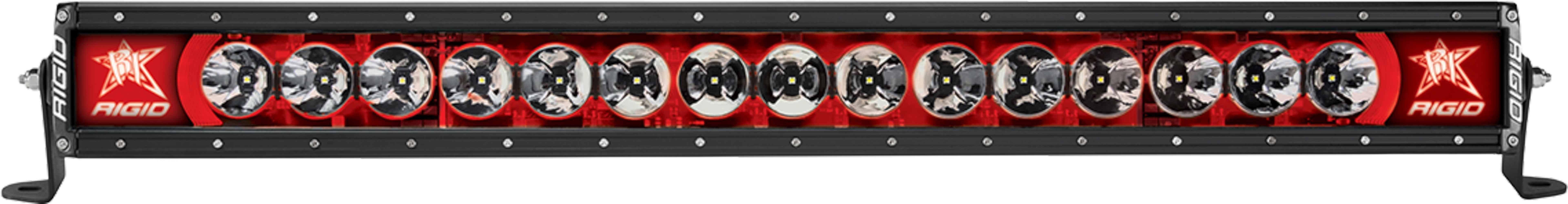 LED Light Each 30in Radiance Red Backlight
