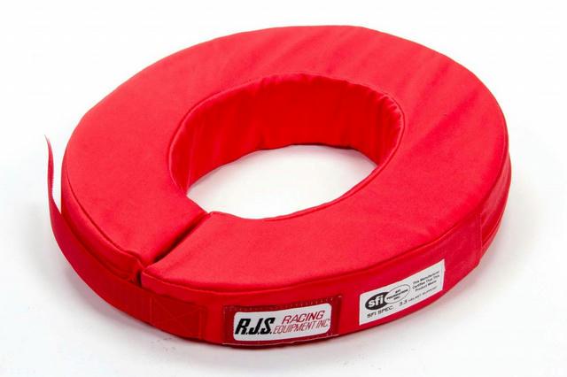 Neck Collar 360 Red SFI