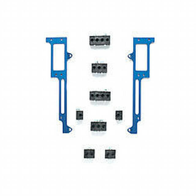 Spark Plug Wire Loom 360/390/428 Blue