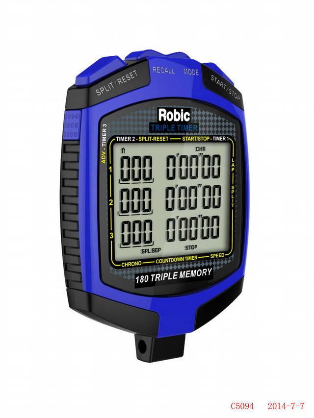 Stopwatch Robic SC-899 Triple Timer