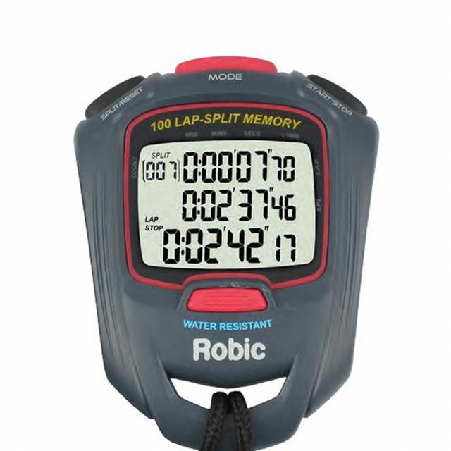 Stopwatch SC-717W 100 Lap Dual Memory
