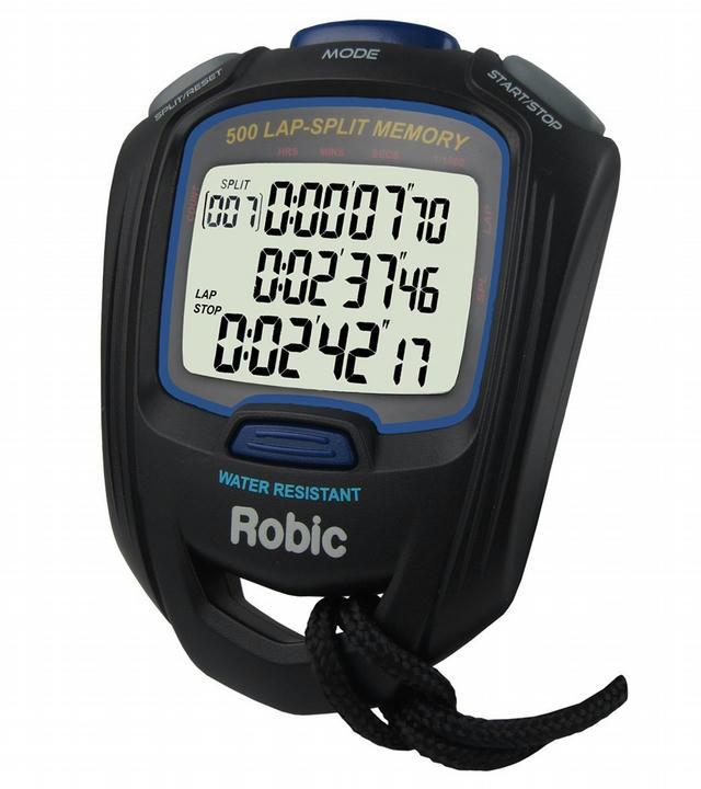 Stopwatch SC-757W 500 Lap Dual Memory