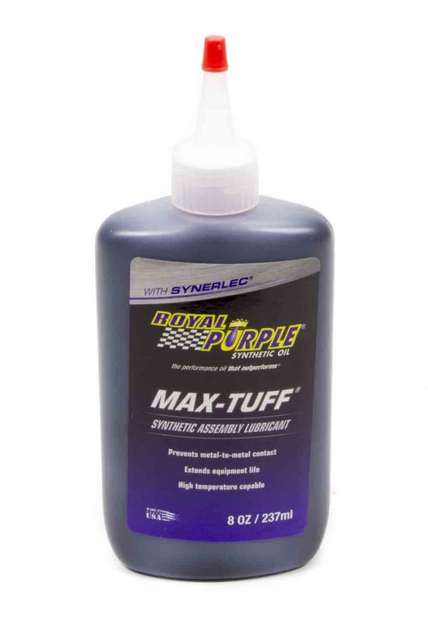 Max Tuff Assembly Lube 8oz. Bottle