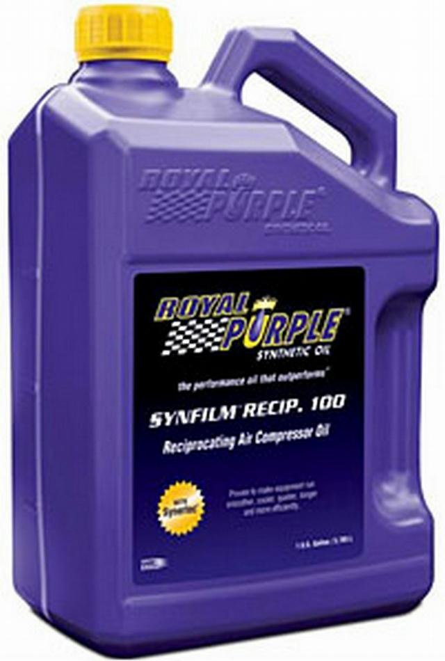 Synfilm Reciprocating 100 Oil 1 Gallon