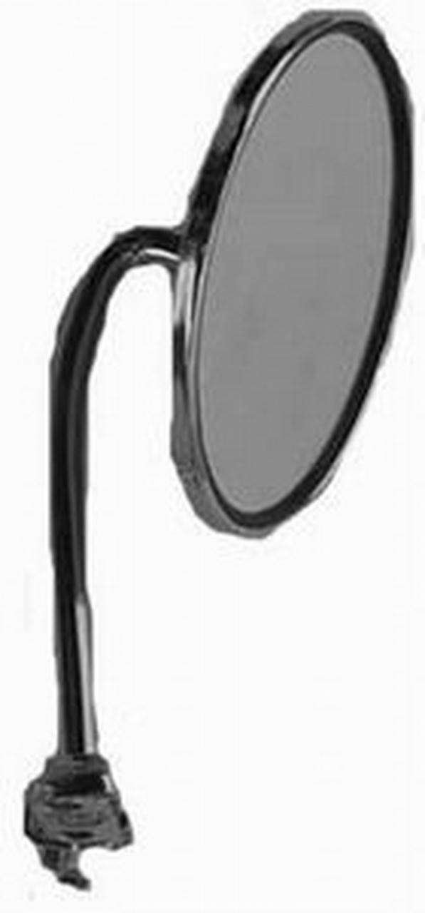 Stainless 4.5In Round Mirror