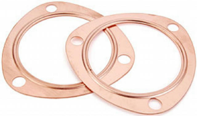 3.5In Copper Collector G askets