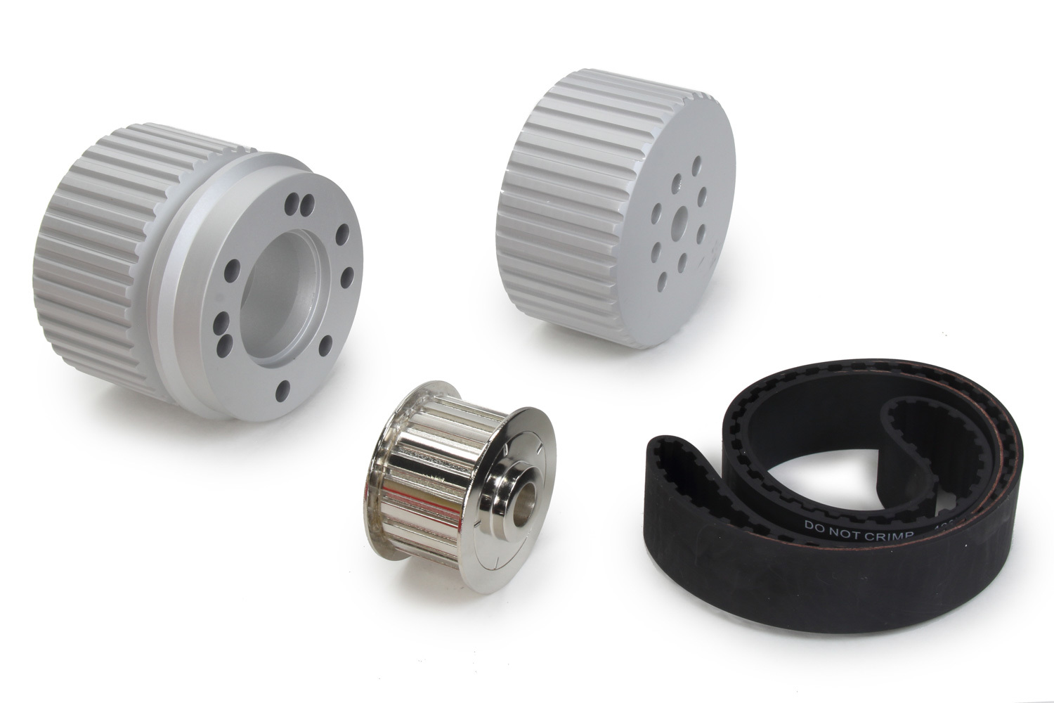 Small Block Ford Gilmer Drive Pulley Kit