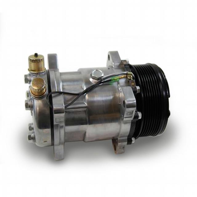 Sanden #508 12V A/C Comp ressor Serpentine Pulley