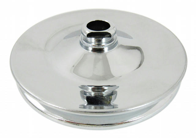 Power Steering Pulley GM Chrome