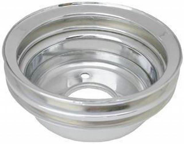 64-67 Ford 289 Double Groove Pulley Lower