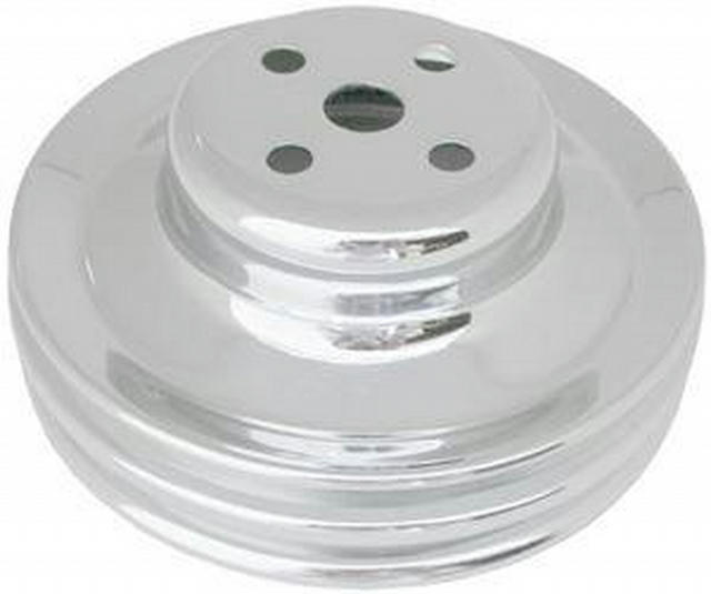 Chrome Ford 289 Water Pump 2V Pulley