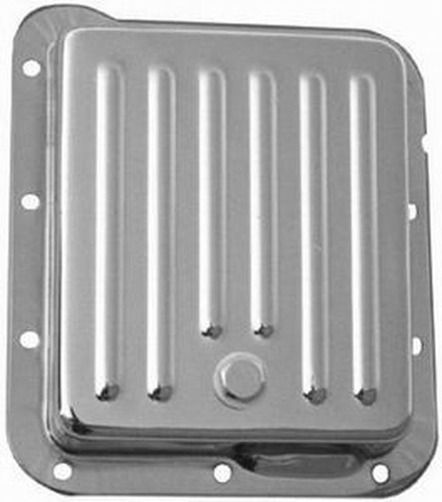 Ford C-4 Transmission Pan Finned