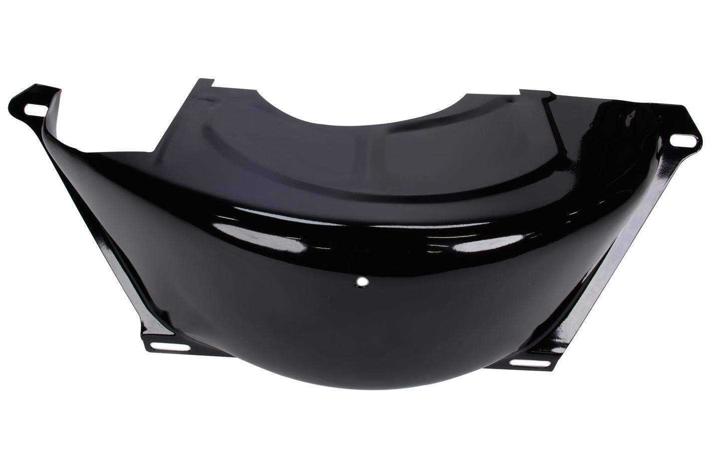 GM 700R4 Flywheel Dust Cover- Black