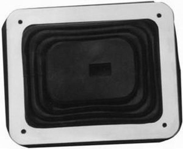 Small Shifter Boot 5-5/8 x 6-3/4In
