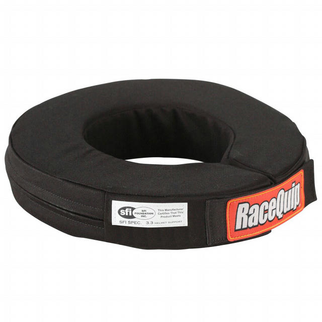 Neck Collar 360 Black X-Large 21in SFI