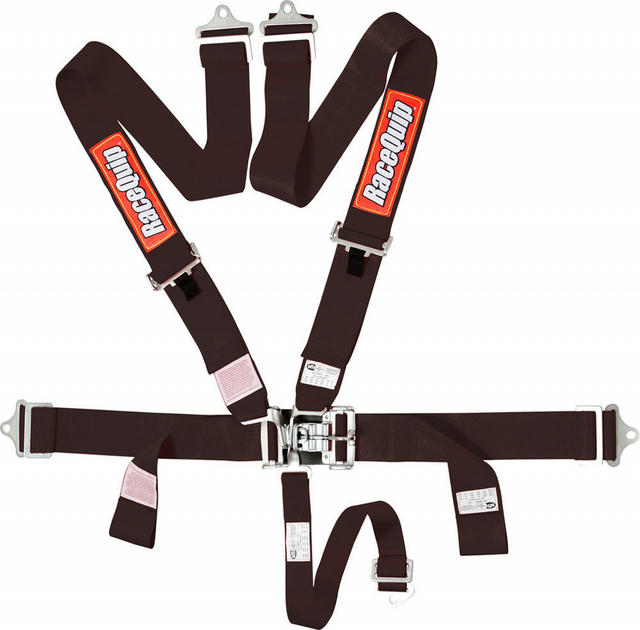 5pt Harness Set L&L Black SFI