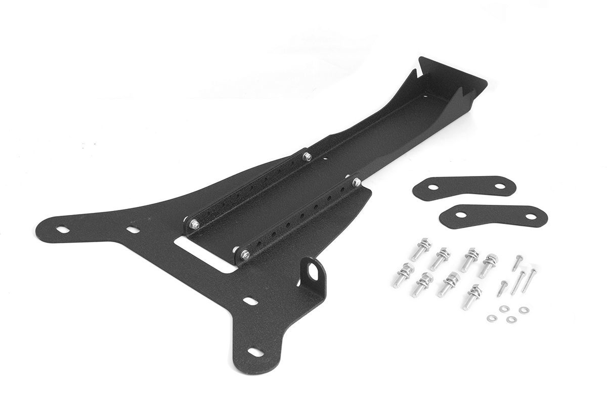 Third Brake Light Extens ion Kit 07-18 Jeep Wran