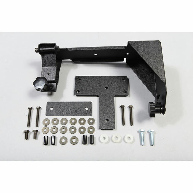 Offroad Jack Mounting Br acket 07-18 Jeep Wrangl