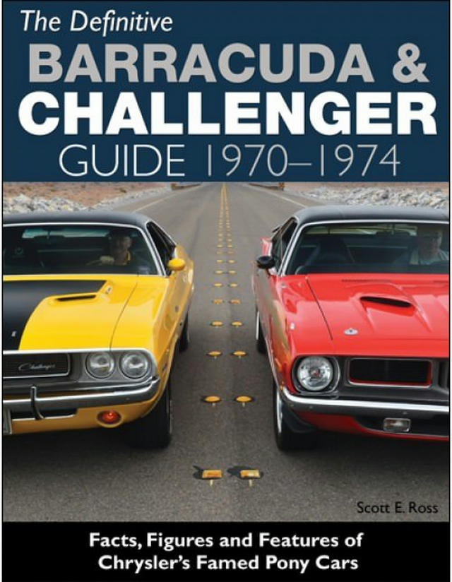 1970-74 Barracuda & Challenger Guide