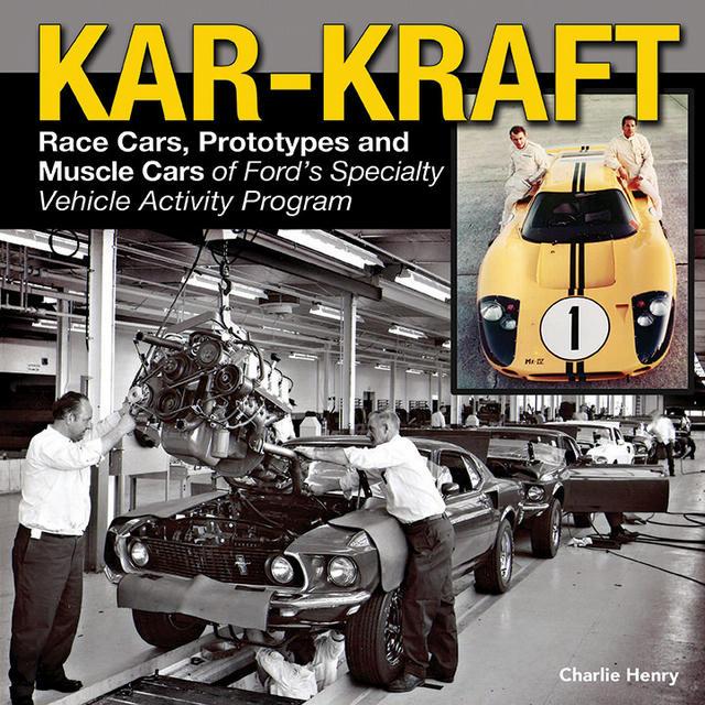 Kar-Kraft Fords Special ty Vehicle Activity