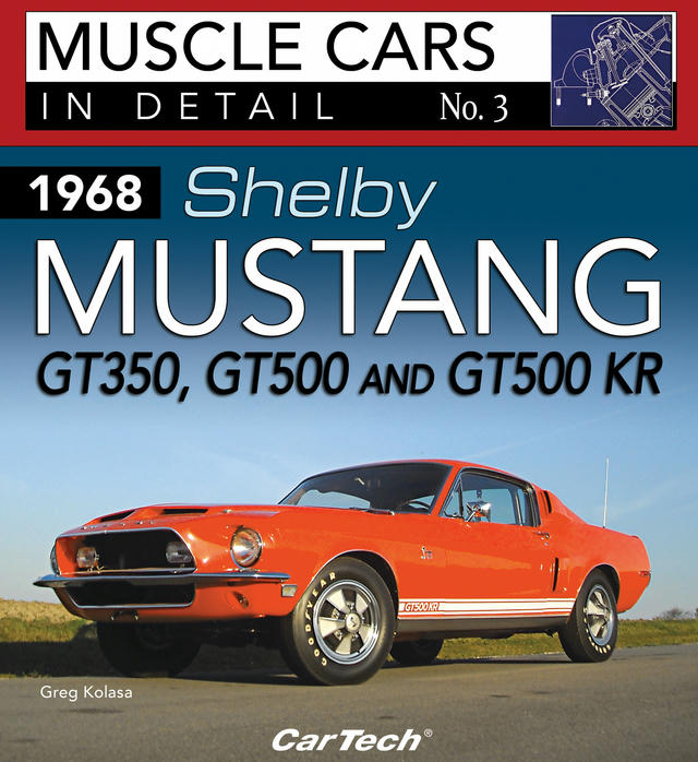 Cars In Detail 1968 Shelby Mustang