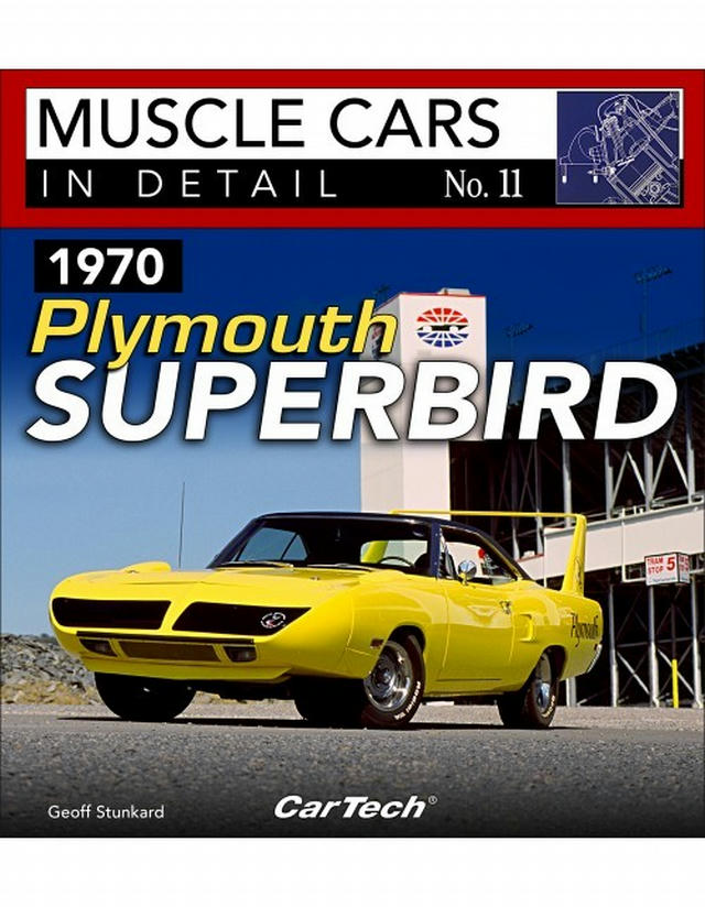 Muscle Cars In Detail 1970 Plymouth Superbird