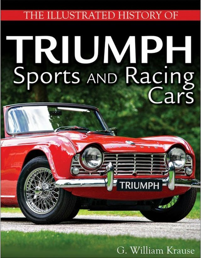 Illustrated History of T riumph Sports and Racing