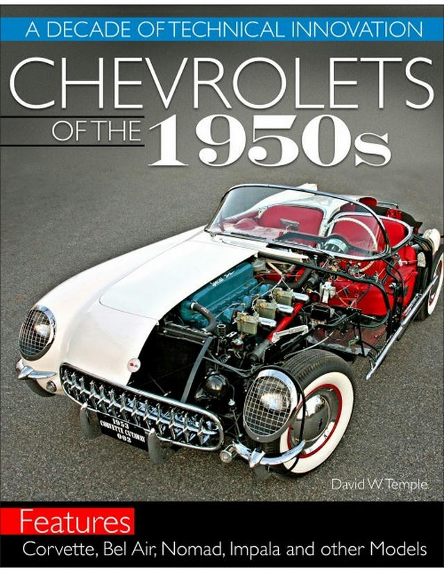 Chevrolets Of The 1950's