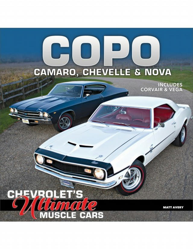 COPO Chevrolets Ultimate Muscle Cars