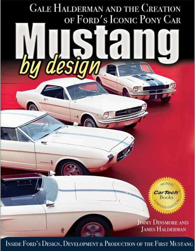 Mustang By Design Creat ion Of Iconic Pony Car