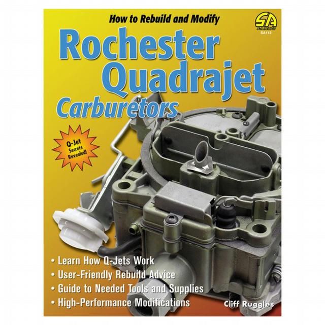 How to Build and Modify Quadrajet Carbs