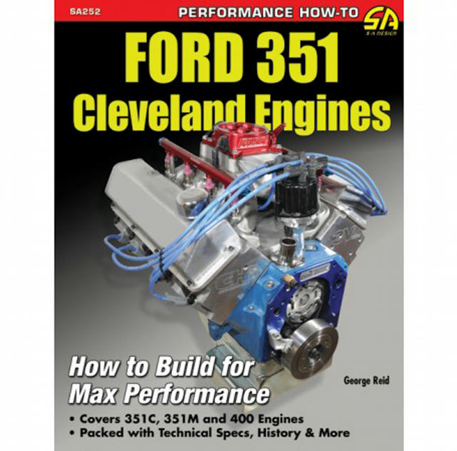 Ford 351 Cleveland Motor Build for Performance