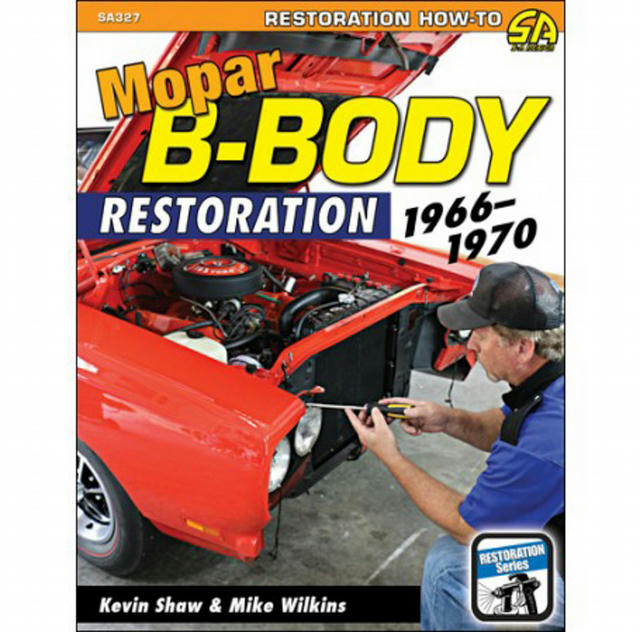 66-70 Mopar B-Body Restoration