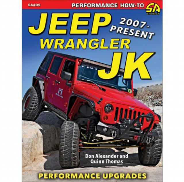 Performance Upgrades 07-  Jeep Wrangler JK