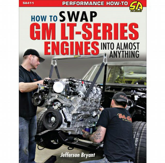 How To Swap GM LT Engines