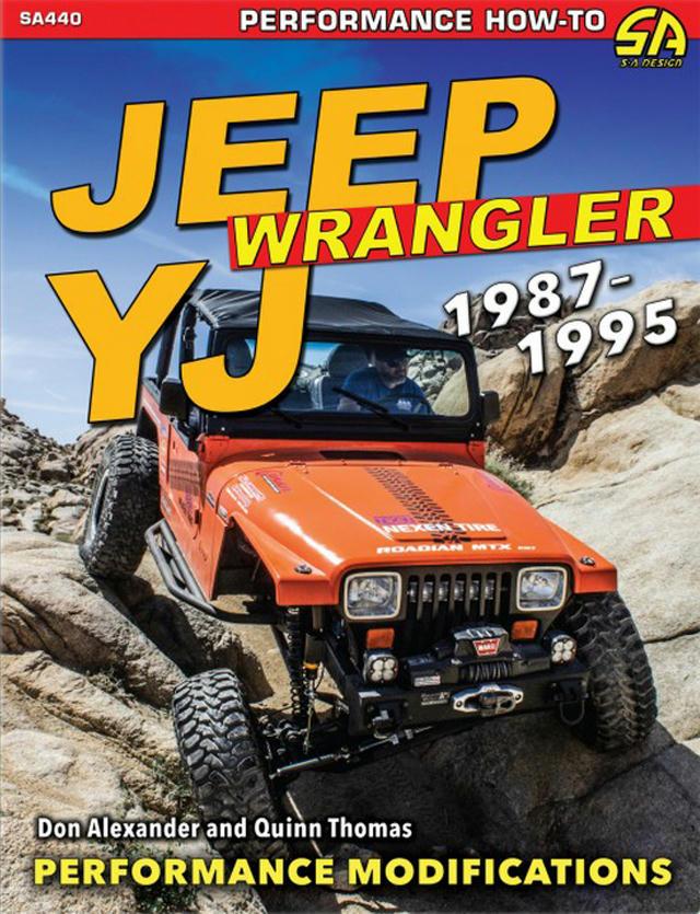 Jeep Wrangler YJ 1987-19 95: Performance Modifica