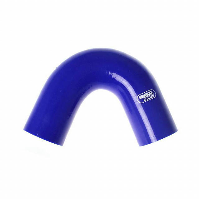 2-3/4in 135 Deg Elbow Hose Blue