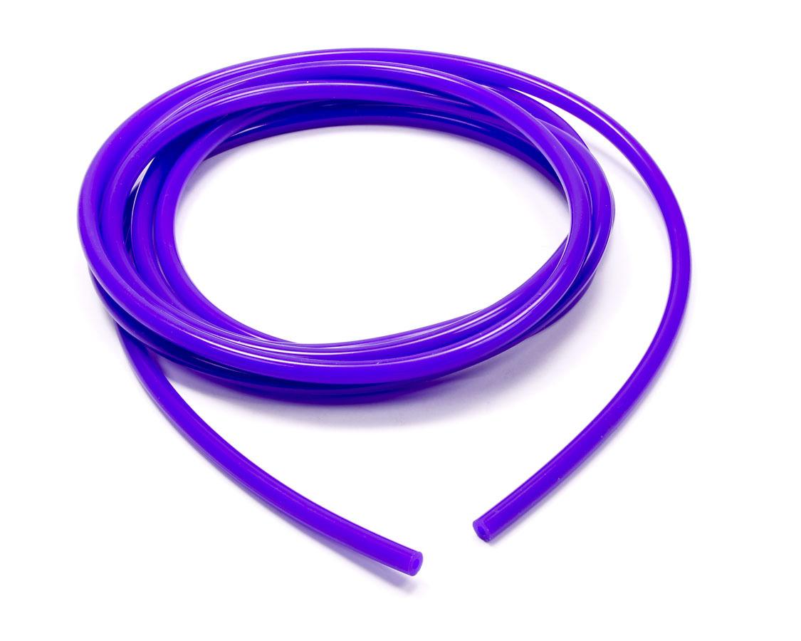 1/8in Id Vac Tube Blue