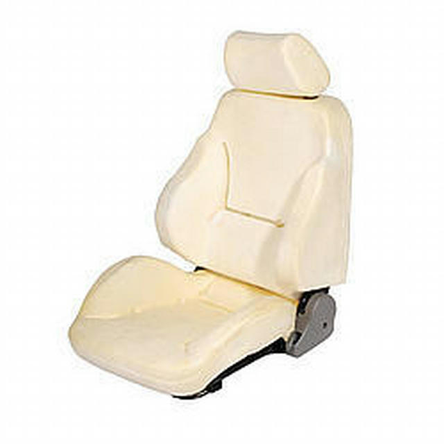 Rally Recliner Seat - LH - Bare Seat